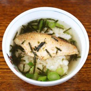 海鮮炙り焼き5種のだし茶漬けセット
