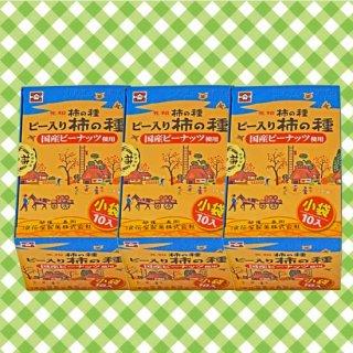 元祖浪花屋 ピー入り柿の種 19g×10袋×3箱