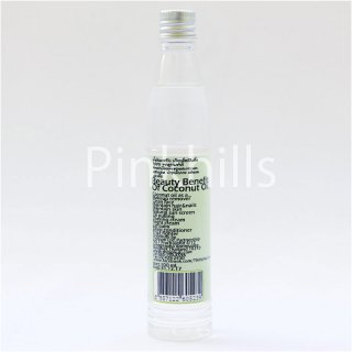 ココナッツオイル Thai Pure Natural Coconut oil 100% 100ml