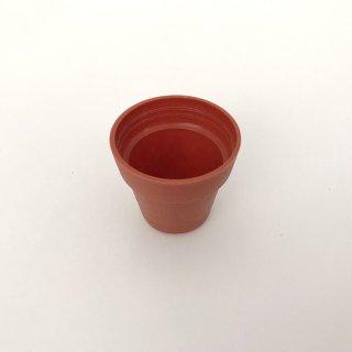 1寸(3cm)鉢:ブラウン