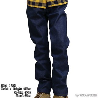 <img class='new_mark_img1' src='https://img.shop-pro.jp/img/new/icons30.gif' style='border:none;display:inline;margin:0px;padding:0px;width:auto;' />USA WRANGLER JEANS 13MWZ カウボーイカットジーンズ COWBOY CUT RIGID ORIGINAL FIT JEANS
