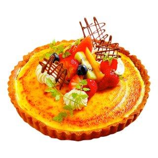 36 ベイクド・チーズケーキ(16cm)【店頭お渡し品】
