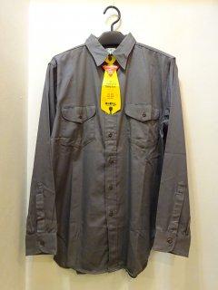Dead Stock 50's Osh Kosh グレー コットンツイルワークシャツ
