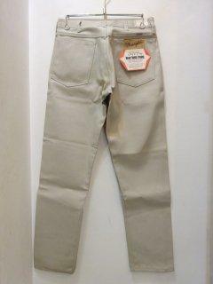 60's ラングラー 5ポケット ストレッチパンツ デッドストック