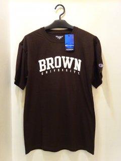 新品ブラウン大学チャンピオンTシャツ