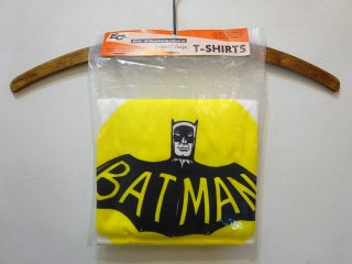 "Dead Stock 60's Russel Southern ""Batman"" T-Shirts"
