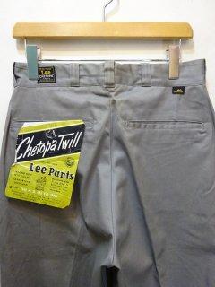 50's Lee チェトパツイル ワークパンツ デッドストック
