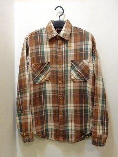 70's BIG MAC フランネルシャツ size M