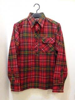 Dead Stock 80's L.L.Bean プルオーバーウールシャツ size M