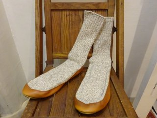 80's L.L.Bean Room Shoes