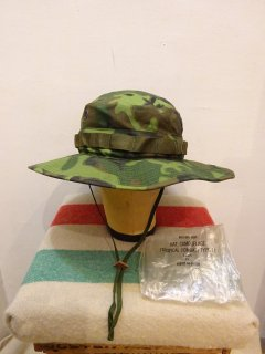 Dead 1968年 U.S.ARMY ERDL ジャングルハット size 7 1/8