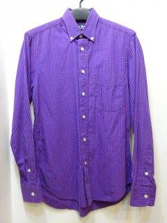90's GITMAN ギンガムチェック BDシャツ アメリカ製