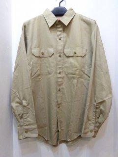 Dead Stock 60's  J.C Penney コットンツイル ワークシャツ
