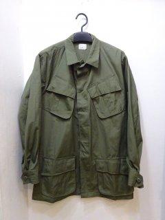 Dead Stock 1970y U.S.ARMY リップストップ ジャングルファティーグジャケット
