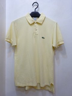 Lacoste ポロシャツ Made in U.S.A
