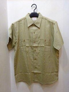 Dead Stock 60's コットンツイル ワークシャツ