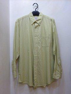 90's Brooks Brothers コットン ボタンダウンシャツ アメリカ製 ギンガムチェック