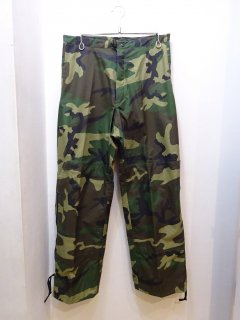 Dead Stock 1987y U.S.ARMY ECWCS GORE-TEX Pants size S-Regular