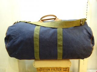 80's L.L.Bean Bean's Zipper Duffel Bag