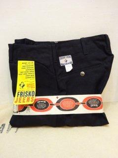 Dead Stock 60's CAN'T BUST'EM FRISKO JEENS 黒 size W36 L34