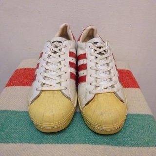 70's フランス製 adidas スーパースター 金ベロ size 8