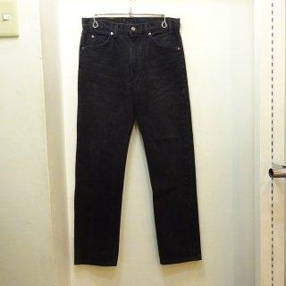 90's Levi's 505 Made in U.S.A W32 L30 黒