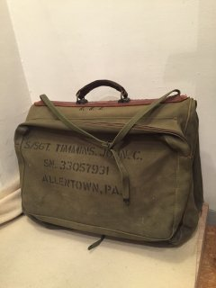 "40's Service Pak ""U.S.ARMY AIR FORCE B-4"" Style Garment Bag"