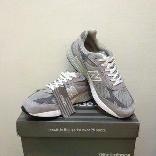 新品 New Balance MR993GL アメリカ製 size 8 1/2D