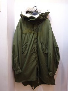 1976y U.S.ARMY M-65 Fish Tail Parka