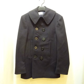 Mint Condition 40's U.S.NAVY 10-Buttons P-Coat