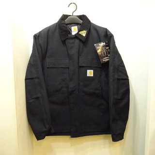 Dead Stock 2010y Carhartt Traditional Coat Black