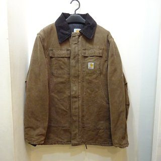 1998y Carhartt Traditional Coat Brown
