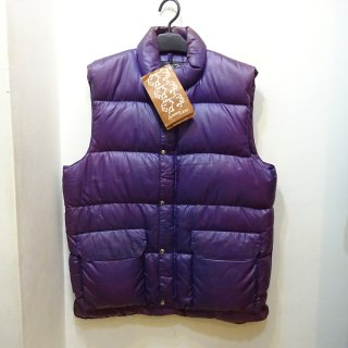 Dead Stock 70's Snow Lion Down Vest 袋付き