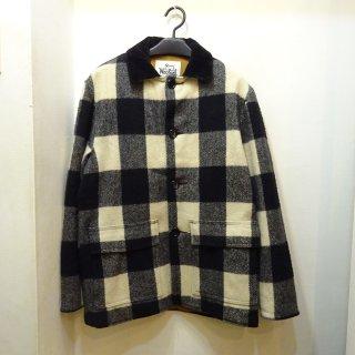 70's Woolrich Buffalo-Check Wool Jacket