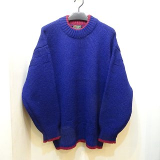 70's Abercrombie & Fitch Low Gauge Sweater