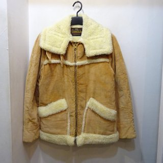 70's CAMPUS B-3 Type Corduroy Boa Jacket