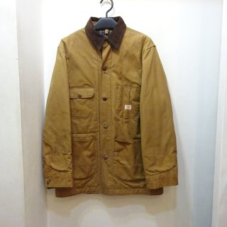 60's HERCULES Brown Duck Coverall with Blanket Lining