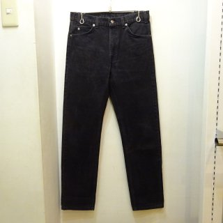 90's Levi's 505 Black Denim Pants 表記 W33 L32 �