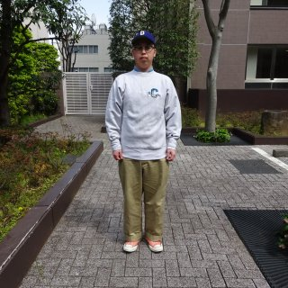 90's Champion Reverse Weave Sweat Shirts 刺繍ロゴ