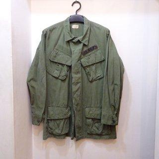 1969y U.S.ARMY ポプリン ジャングルファティーグジャケット