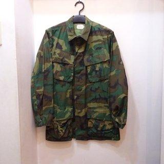 1969y U.S.ARMY リップストップ ジャングルファティーグジャケット ブラウンリーフ