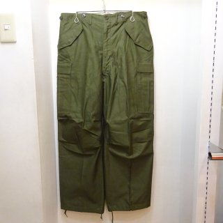 Dead Stock 1951y U.S.ARMY M-51 6 Pockets Field Pants