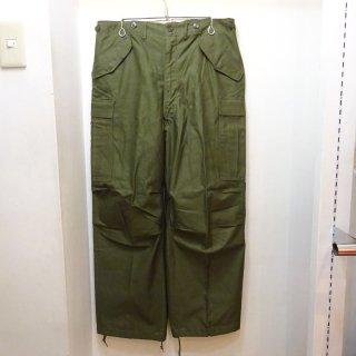 Dead Stock 1951y U.S.ARMY M-51 6 Pockets Field Pants