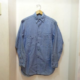40's U.S.NAVY Chambray Shirts