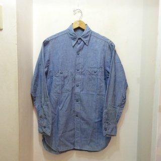 40's U.S.NAVY Chambray Shirts