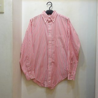 90's Brooks Brothers Candy Stripe Broad B.D Shirts