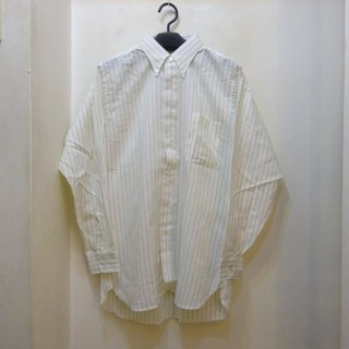 Dead Stock 70's Career Club Stripe B.D Shirts