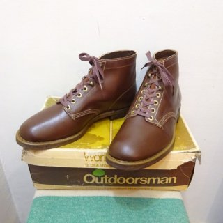 Dead Stock 50's Outdoorsman by International Shoe Work Boots