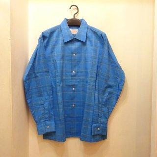 Dead Stock 60's ARROW Cotton Open Collar Shirts