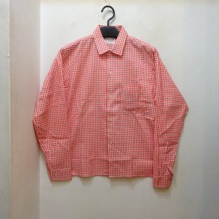 Dead Stock 60's Sedgefield by Blue Bell Cotton Open Collar Shirts